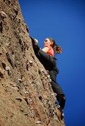 Rock Climbing Photo: Cantalope of Death