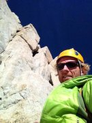 Rock Climbing Photo: East Buttress Solo