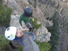 Rock Climbing Photo: Steorts Ridge