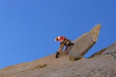 Rock Climbing Photo: Third Pillar of Dana