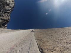 Rock Climbing Photo: Lurking Fear