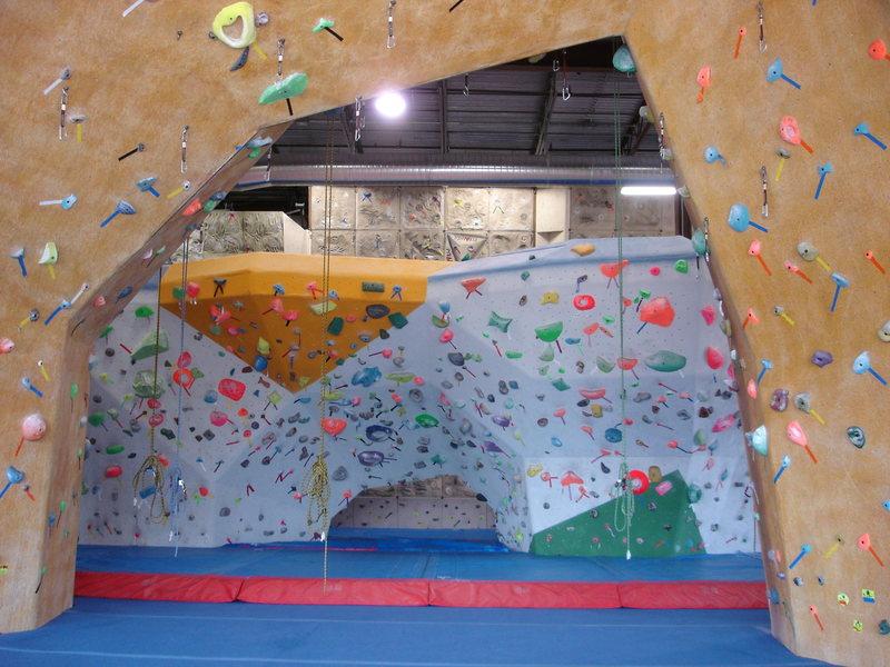 Rock Climbing Photo: Toronto Climbing Academy interior view