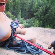 Rock Climbing Photo: First climb since living in Yose & also first mult...