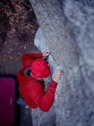 Rock Climbing Photo: LCC boulders with Casey Hyers, Mike Perkins, and t...