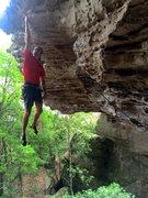 Rock Climbing Photo: Takin it all in