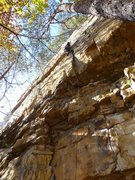Rock Climbing Photo: Not the best picture, but the description needed s...