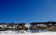 Rock Climbing Photo: Dairyland Pictured Rocks National Lakeshore Munisi...
