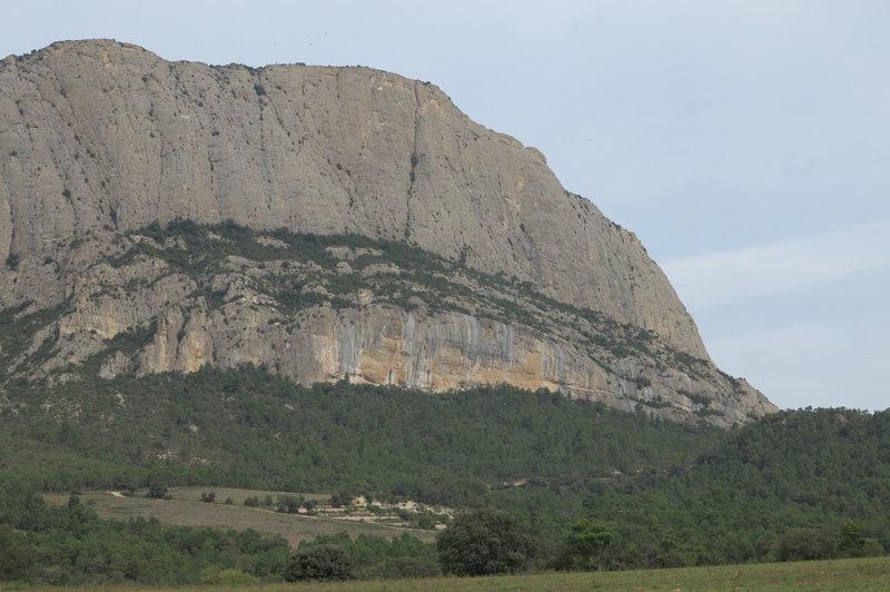 Rock Climbing Photo: Contrafort de Rumbau