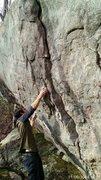 Rock Climbing Photo: Heffalump