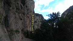 Rock Climbing Photo: Instint Salvatge