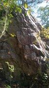Rock Climbing Photo: Schadenfreude