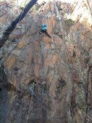 Rock Climbing Photo: Peoples rock
