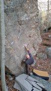 Rock Climbing Photo: The wooze