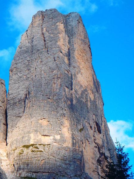 Torre Venezia West Face