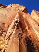 Rock Climbing Photo: thanks for the catch and the pics EO! ghetto edit ...