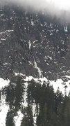 Rock Climbing Photo: Unknown climb?
