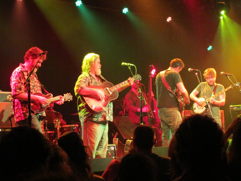 Leftover Salmon. See Live Music.
