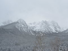 Sawtooth Wilderness.
