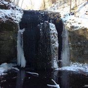 Rock Climbing Photo: Stephens' Falls