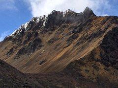 Rock Climbing Photo: illiniza norte