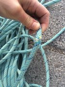 Rock Climbing Photo: rope 3