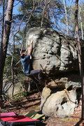 Rock Climbing Photo: Rob Pryor on Little Bad