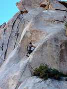 Rock Climbing Photo: Classic JT friction.... only better rock!