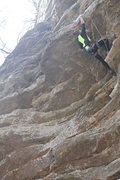 Rock Climbing Photo: Really enjoyed Air Ride Equipped! Great Route!