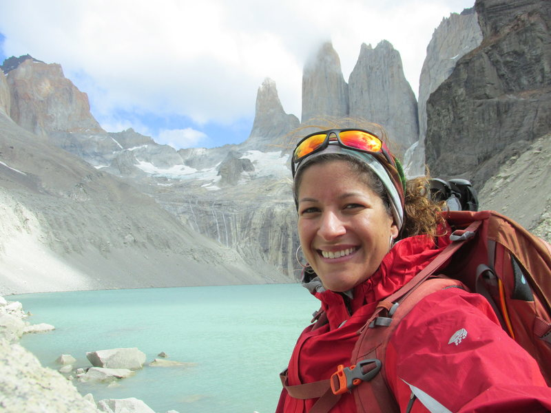 Rock Climbing Photo: Torres del Paine, Chile