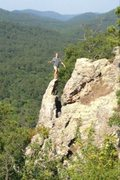 Rock Climbing Photo: Eagle Rock Loop