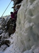 Rock Climbing Photo: Ice Climbing, Hiking 14er
