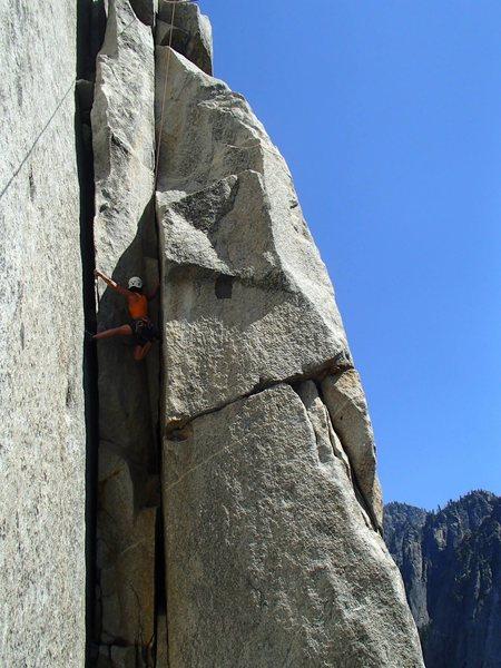 La Cosita Left, Yosemite Valley