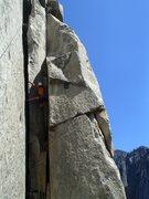 Rock Climbing Photo: La Cosita Left, Yosemite Valley
