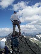 Sahale Peak.