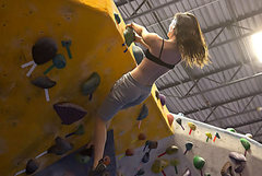 Rock Climbing Photo: Nice atmosphere and fun place