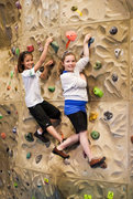Rock Climbing Photo: Kids training courses