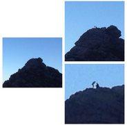 Rock Climbing Photo: Whiskey Peak