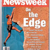 Newsweek Cover shot of Chain Reaction in 1993