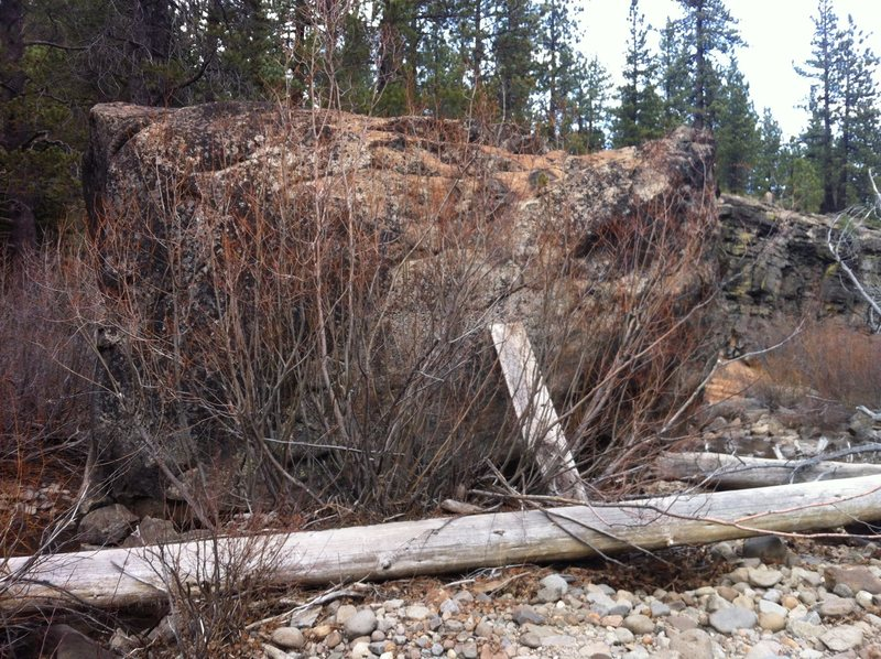 Coldstream Canyon River Boulder with facilitated descent.