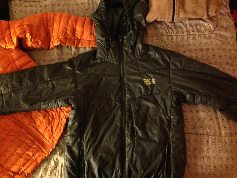 Unknown Mountain Hardware Jacket 1
