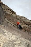 Rock Climbing Photo: Aaron on Delicacy.