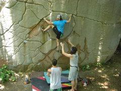 Rock Climbing Photo: LRC, TN.