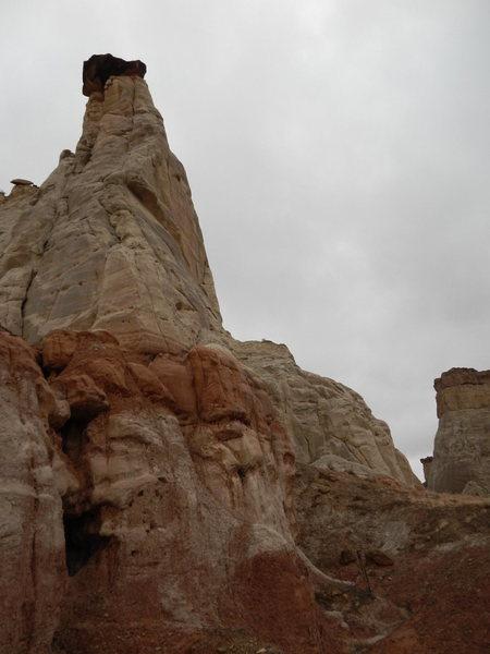 Rock Climbing Photo: VC Tower (W/O an FA)