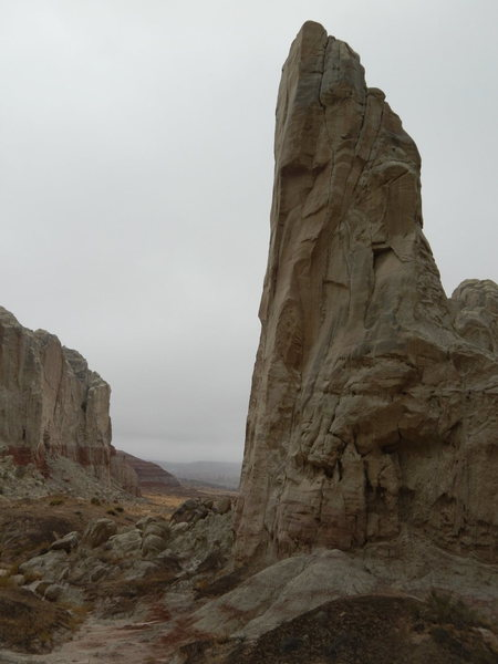 Rock Climbing Photo: Tepid Tower