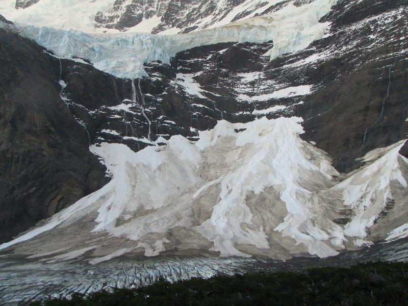 near Torres del Paine