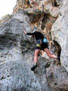 Rock Climbing Photo: The start of Ranger Travel