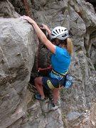 Rock Climbing Photo: Start of Mermaid