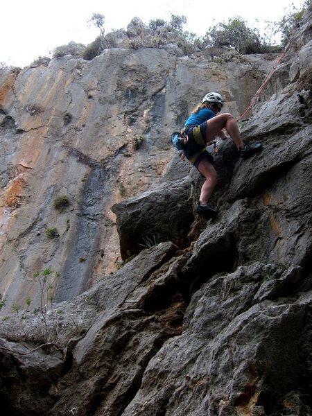 Last of the steepy on Zebani