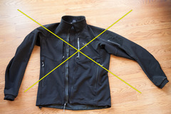 Rock Climbing Photo: Arcteryx Gamma MX for sale.