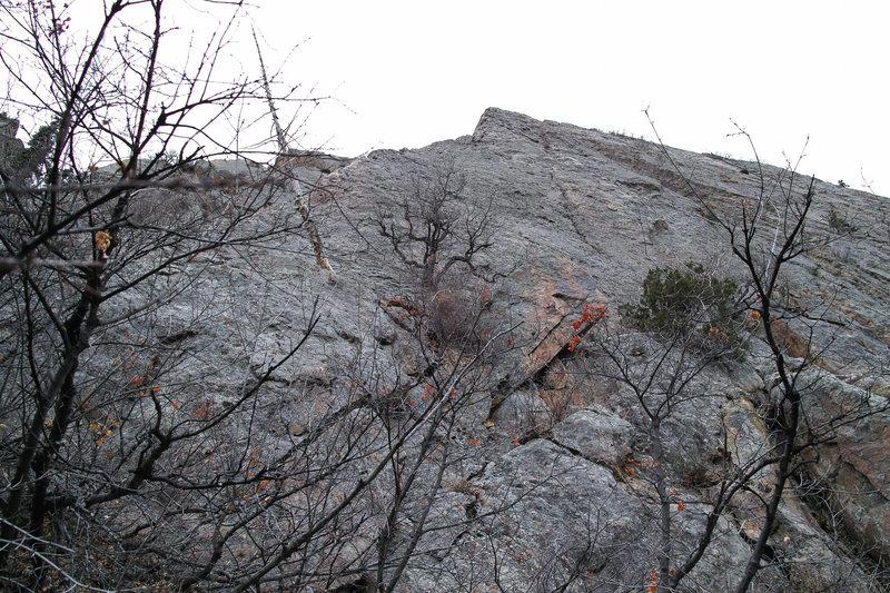 Rock Climbing Photo: Explorien